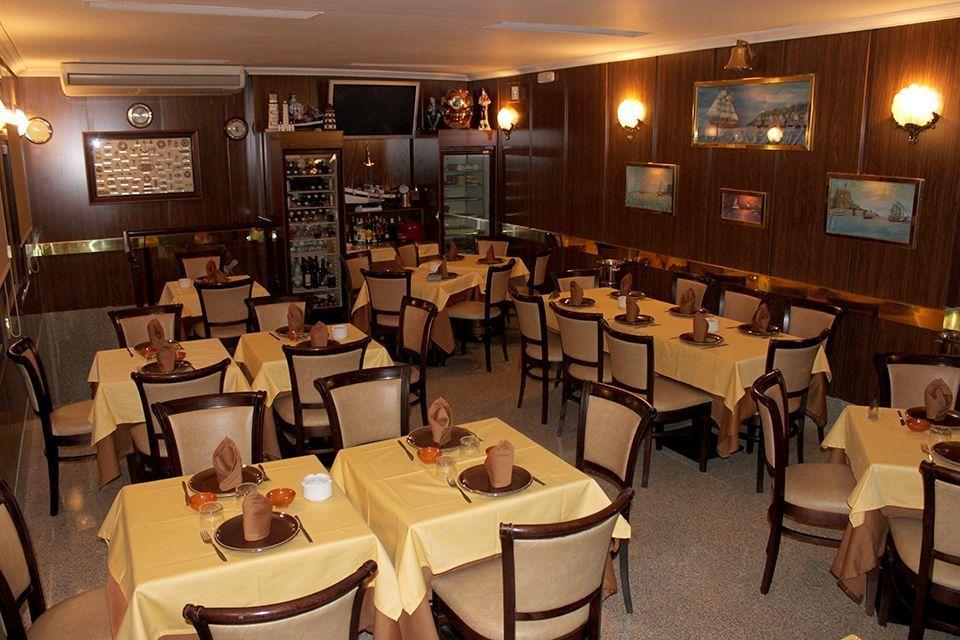 Reserve su Mesa en Nuestro Salón Comedor
